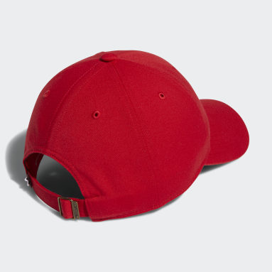 Men's Originals Red Look to 2024 Strap-Back Hat
