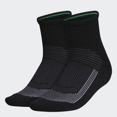 Women's Running Black Superlite UB21 Quarter Socks 2 Pairs