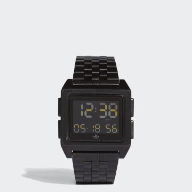 Relógio ARCHIVE_M1 Preto Originals