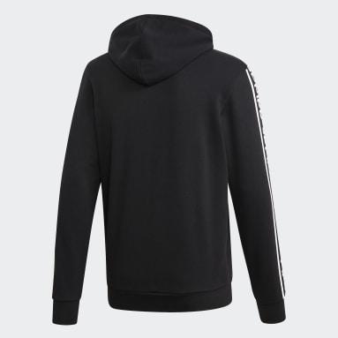 Heren Sportswear Zwart Celebrate the 90s Branded Hoodie