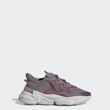 Youth Originals Purple OZWEEGO Shoes