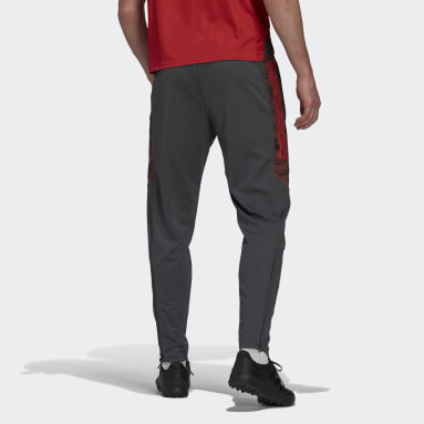 Herr Fotboll Svart CR Flamengo Training Pants