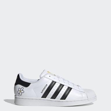 Sapatos Superstar Branco Homem Originals