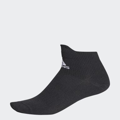 Koşu Siyah Alphaskin Bilek Boy Çorap
