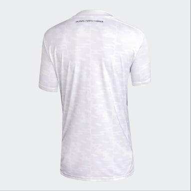 Camiseta Local Club Colo-Colo Blanco Mujer Fútbol