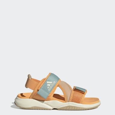 Women TERREX Orange Terrex Sumra Sandals