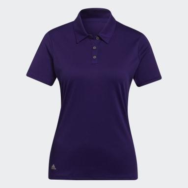 Dam Golf Lila Performance Polo Shirt