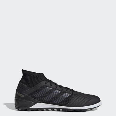 Soccer Black Predator TAN 19.3 Turf Shoes