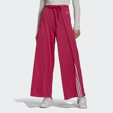 Women Originals Burgundy Tracksuit Bottoms