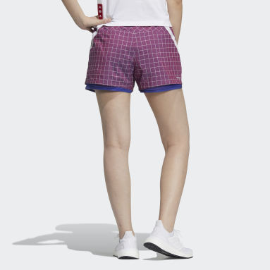 Women's Sportswear Red Sport Shorts