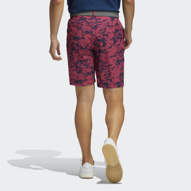 Heren Golf Roze Ultimate365 Camo Short