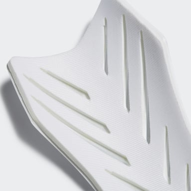 Soccer White X 20 Club Shin Guards