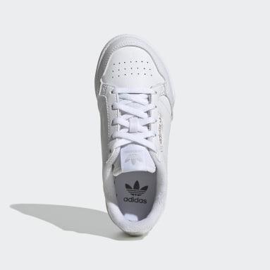 Zapatillas Continental 80 Blanco Niño Originals