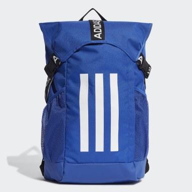Gym & Training Blue 4ATHLTS Backpack