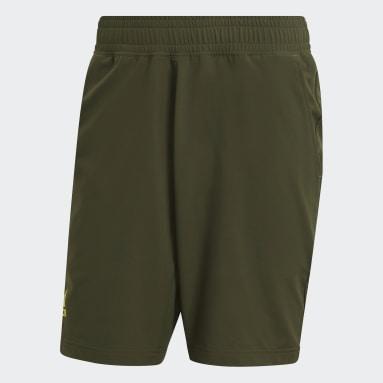 Shorts Tennis Ergo Primeblue 9-Inch Verde Homem Tennis