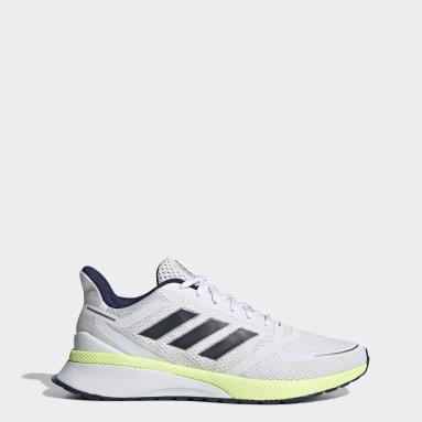 Men's Essentials White Nova Run Shoes