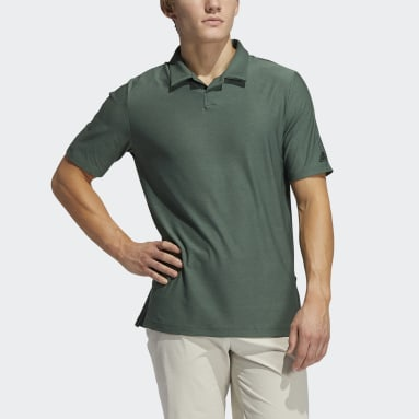 Men's Golf Green Go-To Polo Shirt