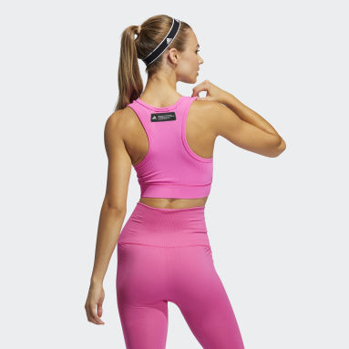 Women Training Pink Formotion Studio Bra