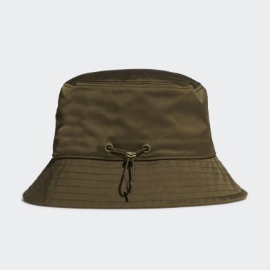 Y-3 Green Y-3 Classic Bucket Hat