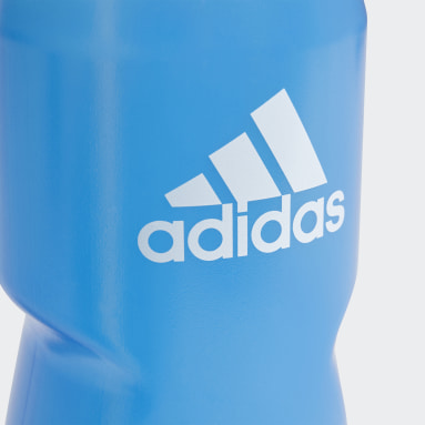 Botella Hidratante Performance 0,75 Litros Azul Training