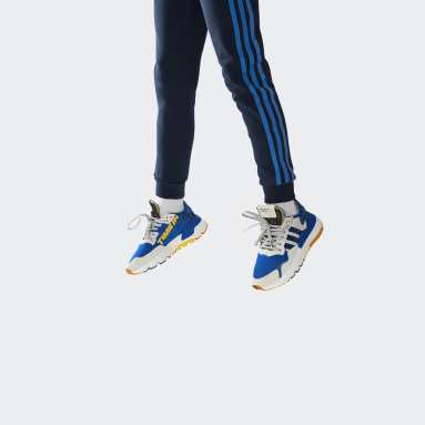 Chaussure Ninja Nite Jogger blanc Adolescents Originals