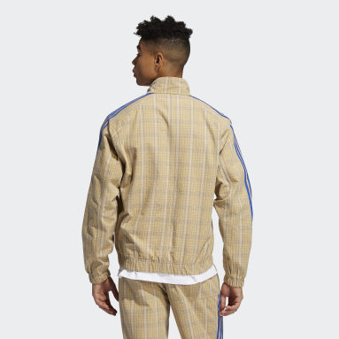 Veste de survêtement SPRT Collection MW Beige Hommes Originals