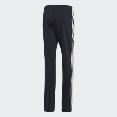 Men's Essentials Blue Essentials 3-Stripes Pants