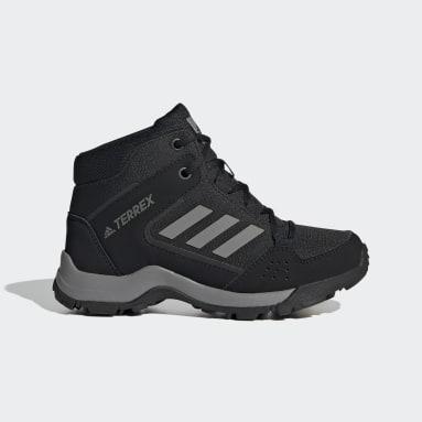 Kids TERREX Black Terrex Hyperhiker Hiking Shoes
