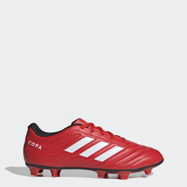Chaussure Copa 20.4 Terrain souple Rouge Hommes Football