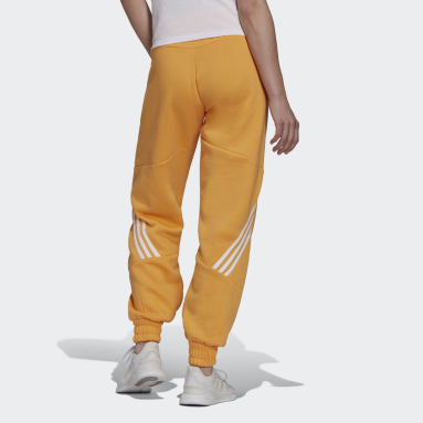 Women Sportswear Orange Sweat Pants