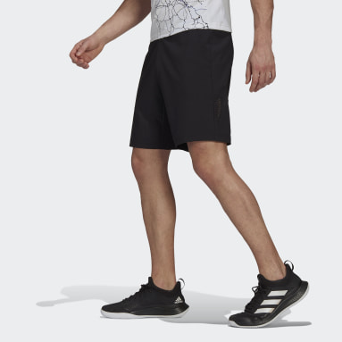 Men's Tennis Black Tennis Parley Ergo Shorts