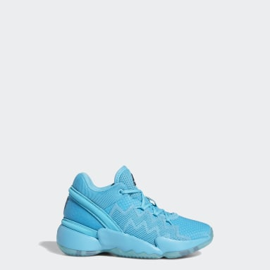 Children Basketball Turquoise D.O.N. Issue #2 Shoes