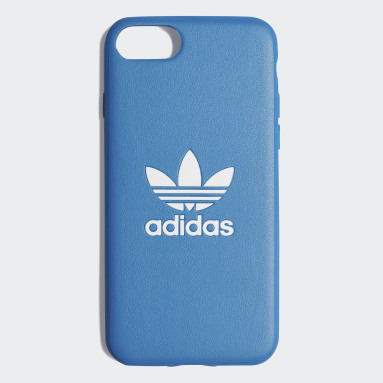 Funda iPhone 8 Basic Logo Azul Originals