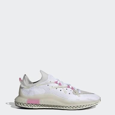 Men Originals White 4D Fusio Shoes