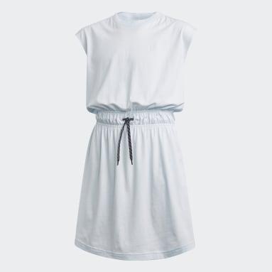 Mädchen Sportswear Bold Kleid Blau