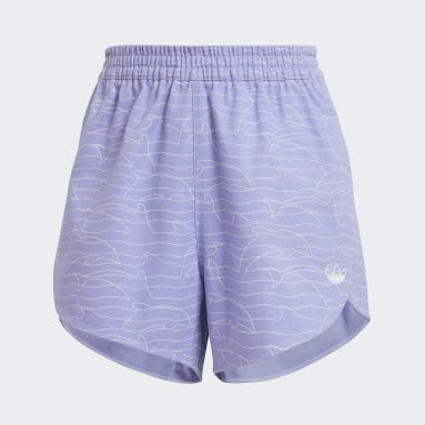 Women Originals Purple Fakten Shorts