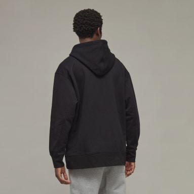 Sweat-shirt à capuche Y-3 Classic Chest Logo Noir Hommes Y-3