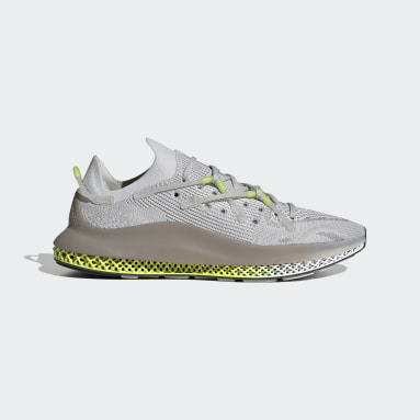 Sapatos 4D Fusio Cinzento Originals