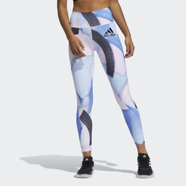 Women's Training Multicolor Believe This 2.0 Nini Sum Training Tights