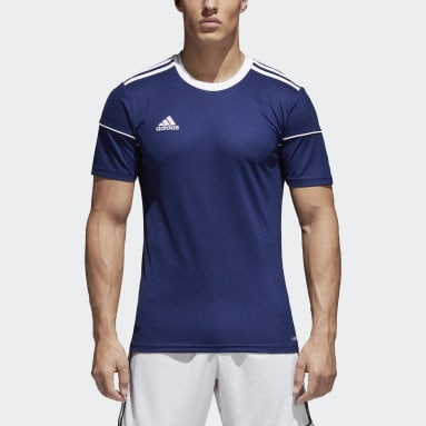 Men Gym & Training Blue Squadra 17 Jersey
