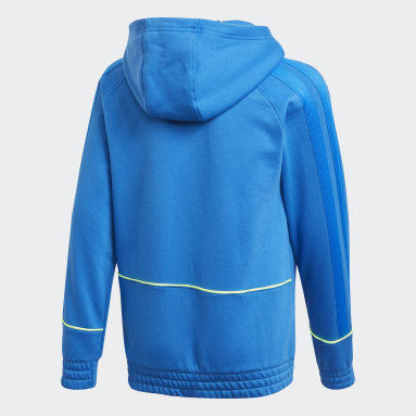 Kids Basketball Blue James Harden Vol. 5 Hoodie