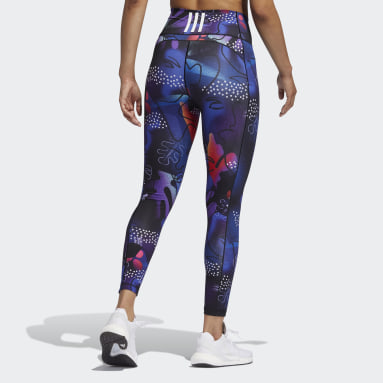 Frauen Fitness & Training Believe This Jem Training Tight Mehrfarbig