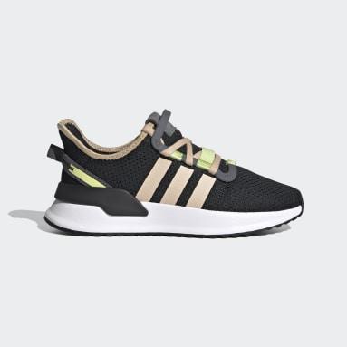 Sapatos U_Path Run Cinzento Criança Originals