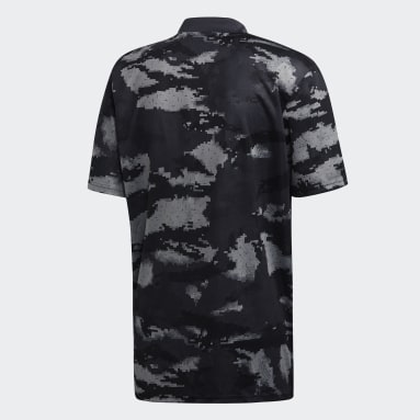 Maillot TAN Graphic Noir Hommes Football