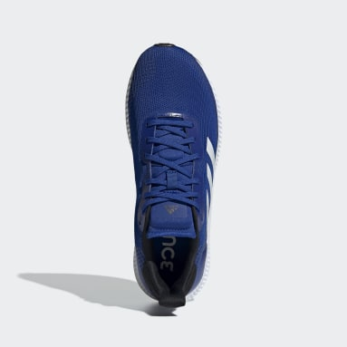 Heren Hardlopen Blauw Solar Blaze Schoenen