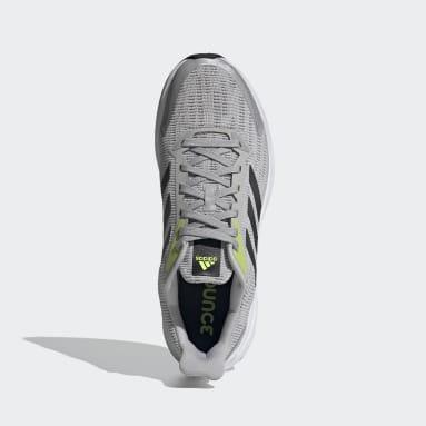 Men Running Grey X9000L1 Shoes