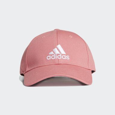 Házená růžová Kšiltovka Baseball