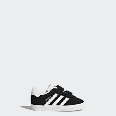 Infant & Toddler Originals Black Gazelle Shoes