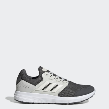 Men Running Grey Galaxy 4 Shoes
