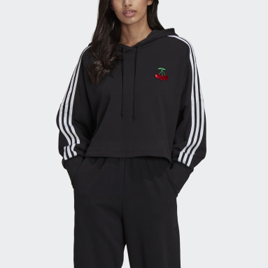 Women Originals Black HER Studio London Hoodie